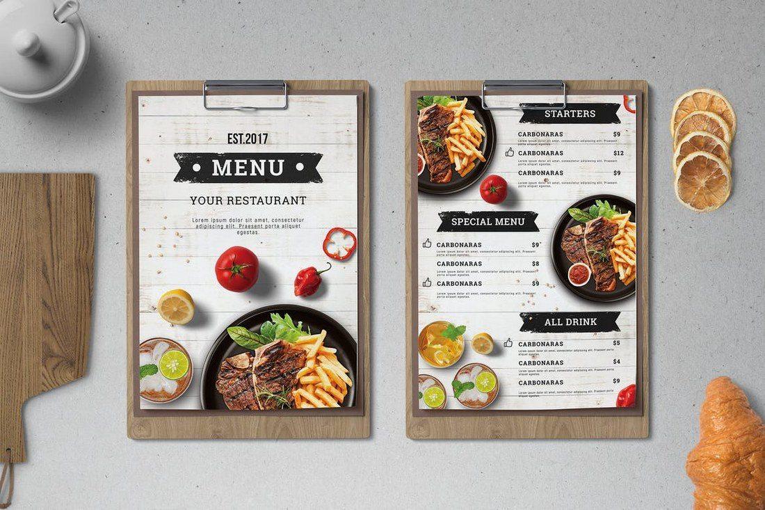 menu-tasarim